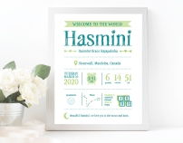 BirthPrint_Hasmini_A4_framed